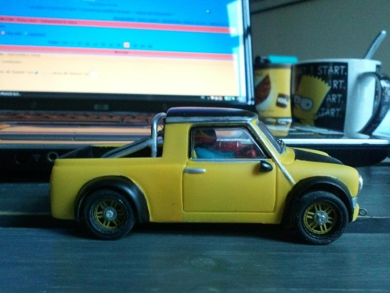 mini pick-up 01110