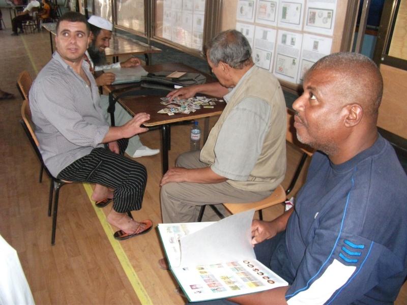 Salon National de Philatélie de Ain Touta (Batna) 2012 Dscf0670