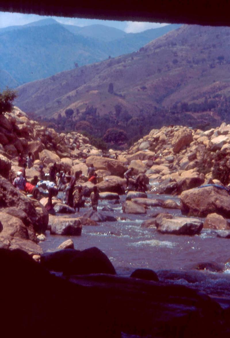 Les diapositives de Jean Pierre en plongée au Tanganyika. 000610
