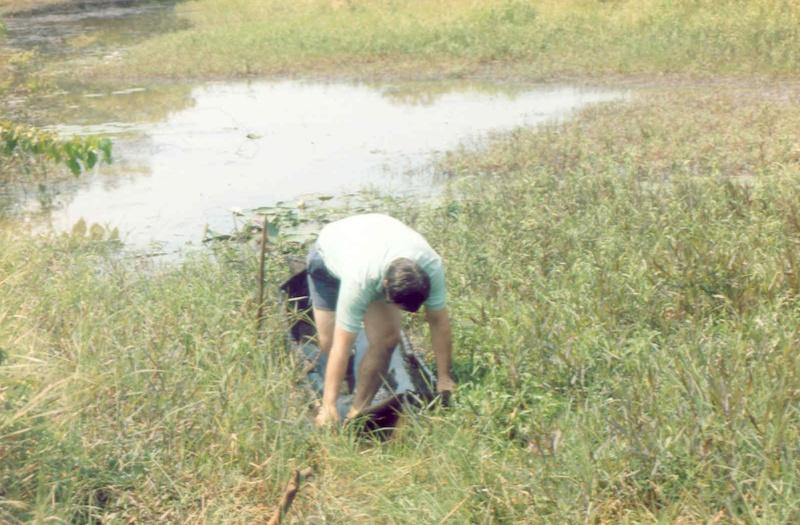 Les diapositives de Jean Pierre en plongée au Tanganyika. 005010