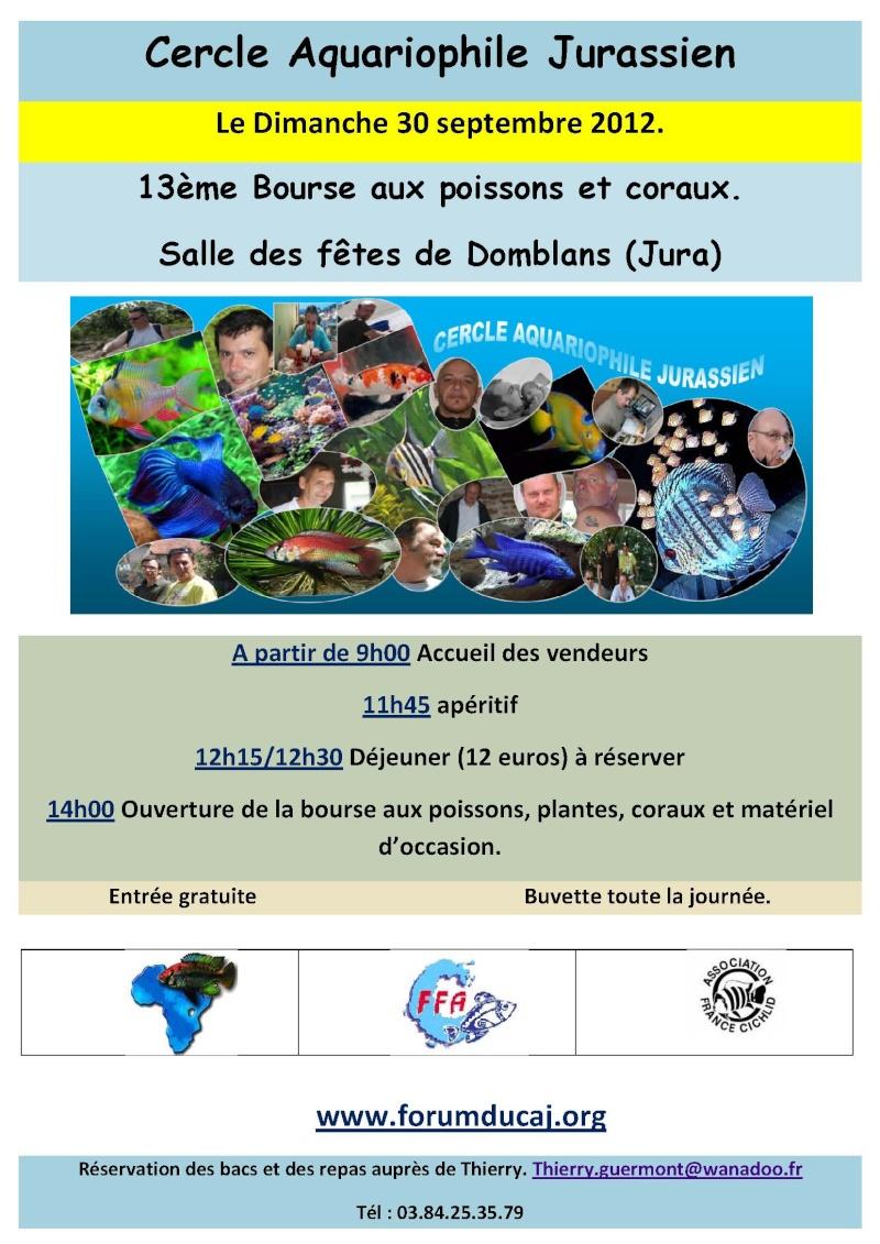 concours Affiche pour la bourse du 30 septembre 2012 Cercle11