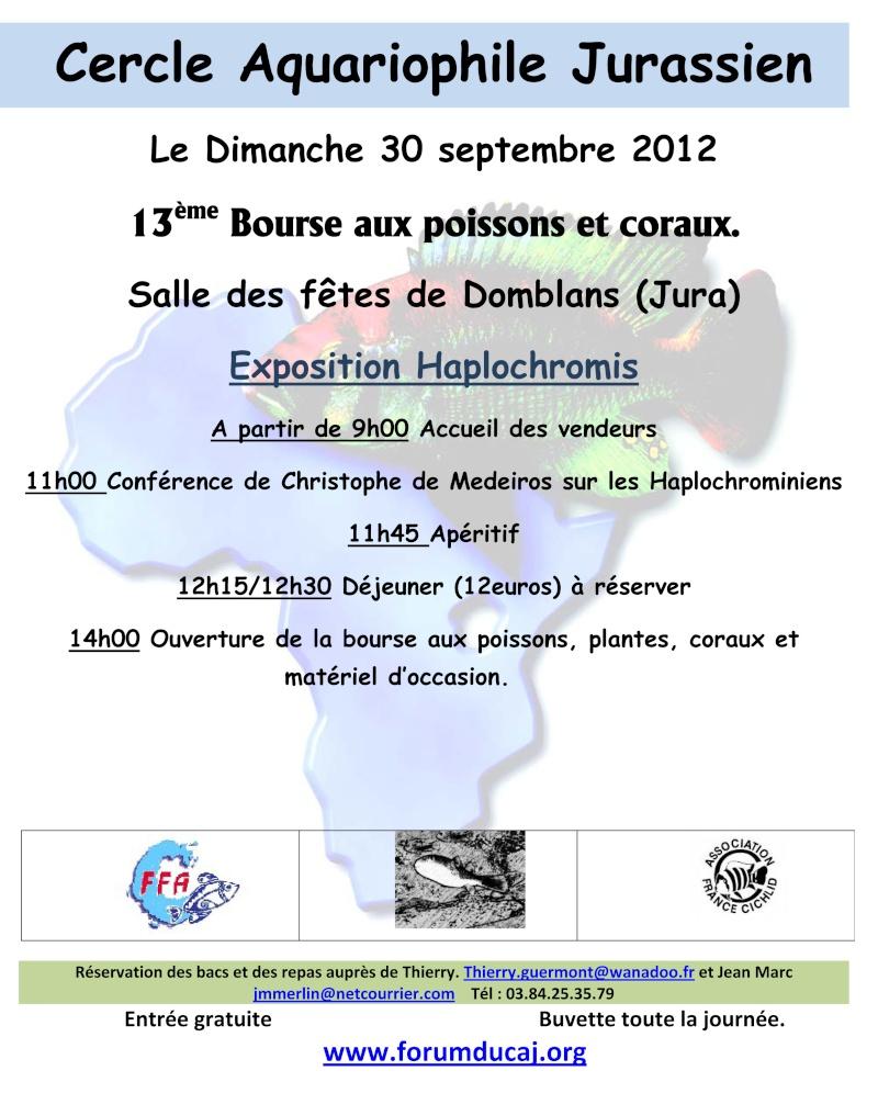 concours Affiche pour la bourse du 30 septembre 2012 Cercle12
