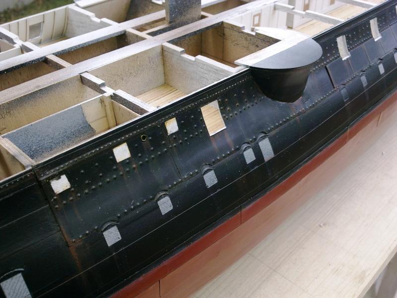 Cantiere Corazzata PELAYO - Pagina 4 09062012