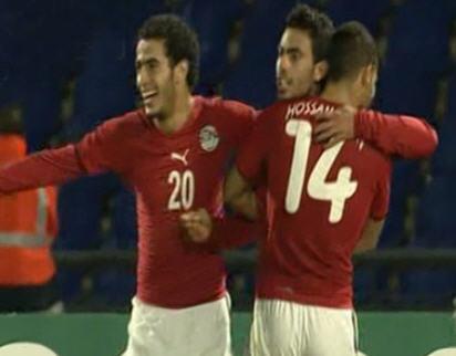 اهداف مباراه مصر وجنوب افريقيا في تصفيات افريقيا النهائية المؤهلة لاوليمبياد لندن 2012 95366210