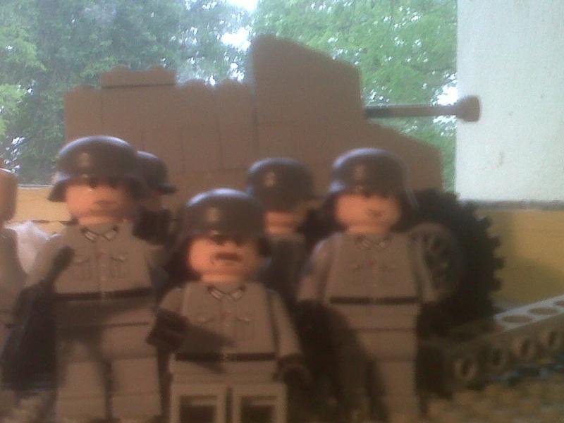 Lego WW2 Airsof10