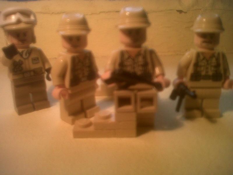 Lego WW2 Airsof11