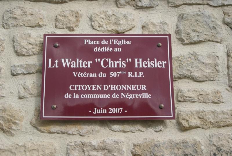 Monument WW2 - Négreville (Normandie) Dsc07514