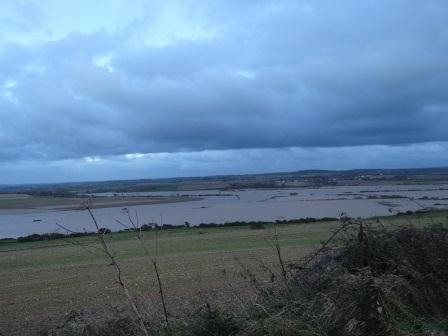 reportage inondations Nord France 4/11/2012 Marais10