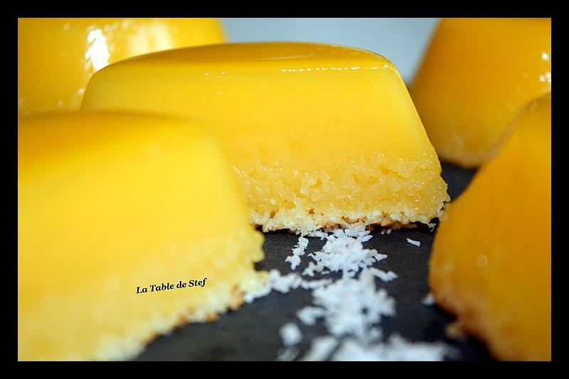 Quindins - Dessert brésilien Img_4416