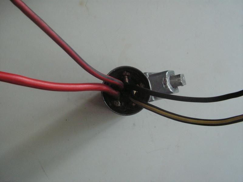 Création faisceau élèctrique. Pict0010