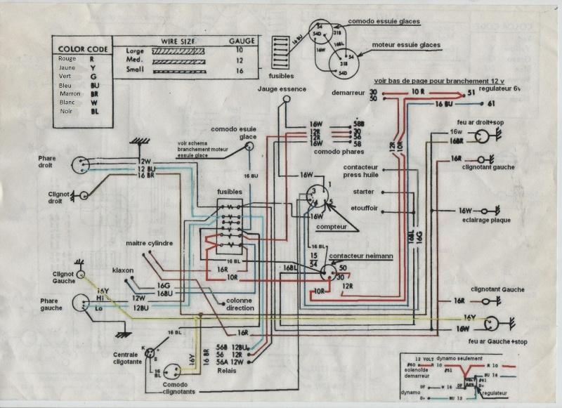 Création faisceau élèctrique. Schema10