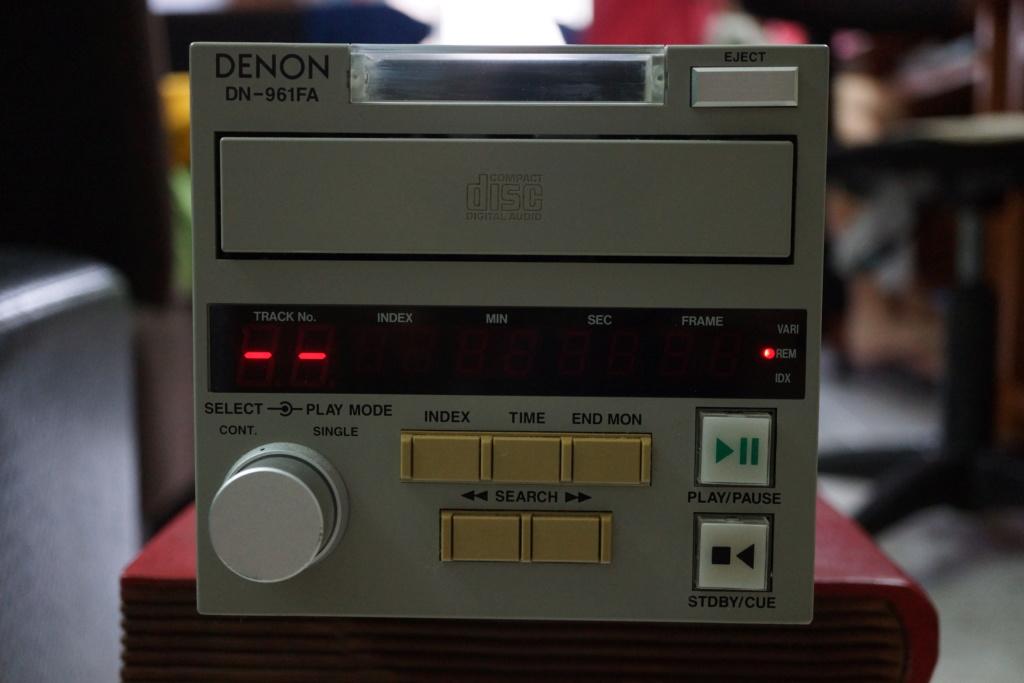 Denon DN-961FA Broadcasting studio CD Player Dsc00035