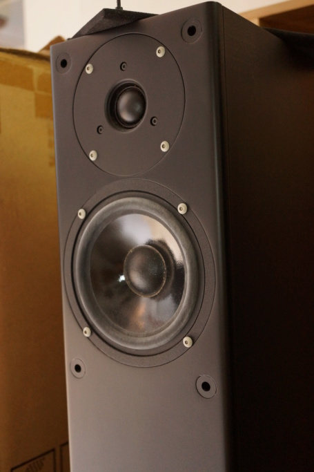PMC GB1 Signature Floor Standing Speakers  Dsc09913