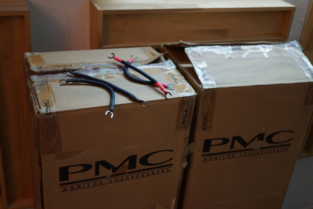 PMC GB1 Signature Floor Standing Speakers  Dsc09918