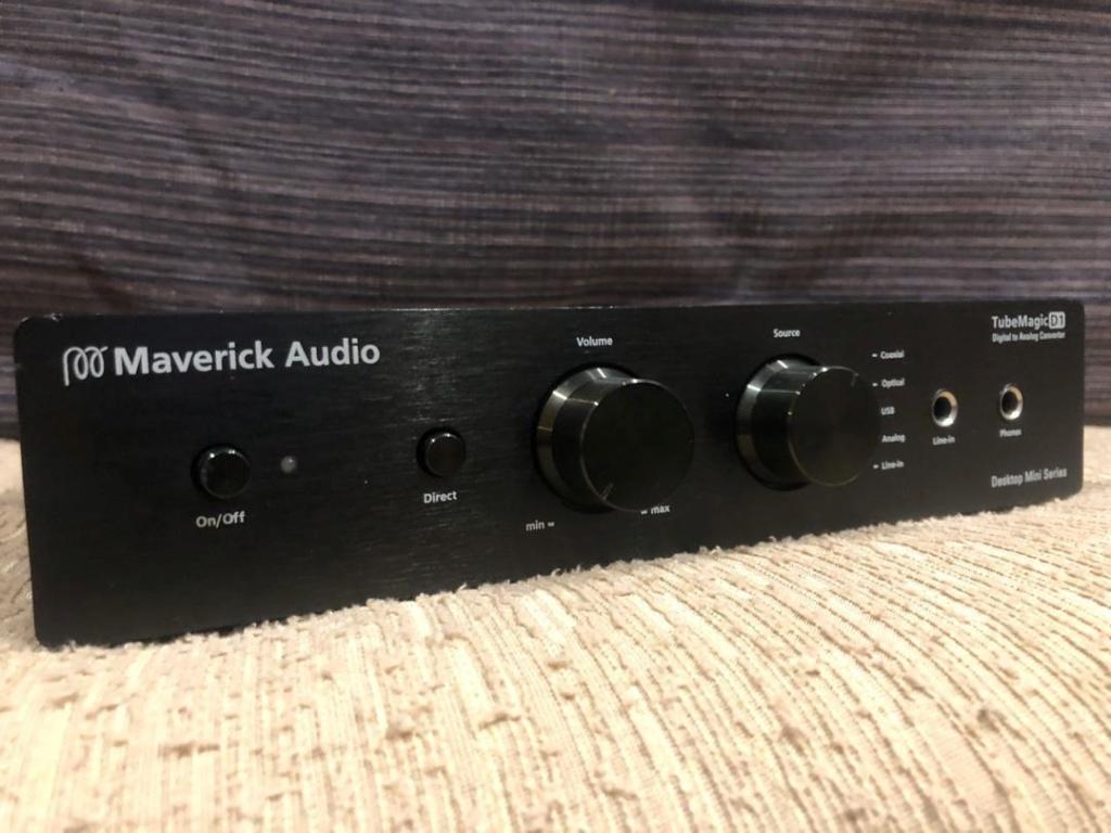 Maverick Audio Tube Magic D1 DAC Img-2019