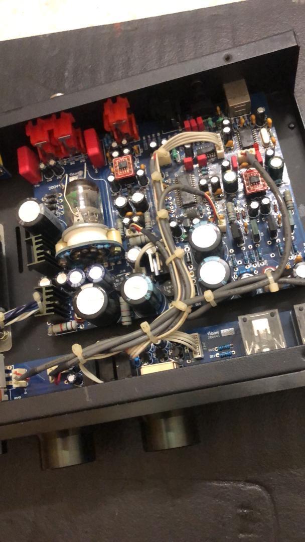 Maverick Audio Tube Magic D1 DAC Img-2022