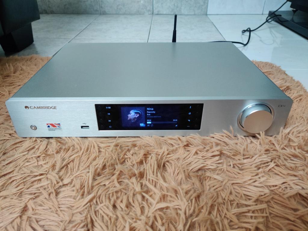 Cambridge Audio CXN Network Streamer Img_2040