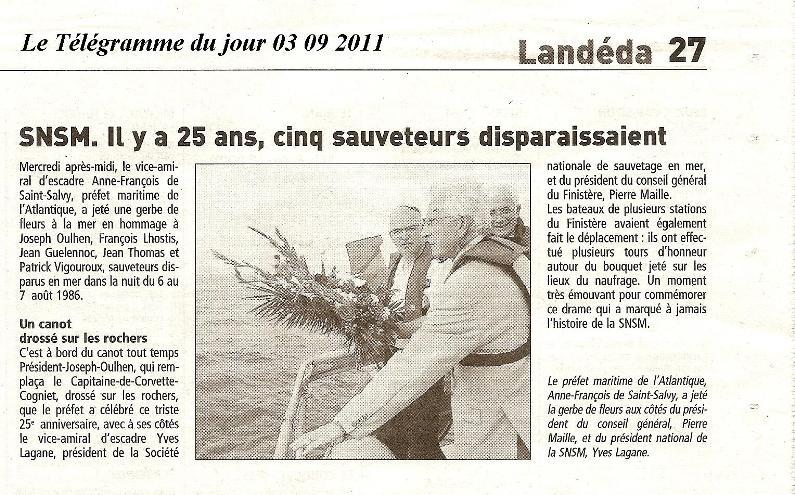 [ La S.N.S.M. ] SNSM Landéda Numari17