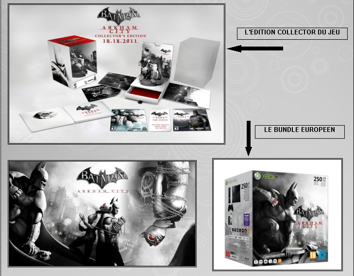 XBOX 360 : Edition BATMAN Arkham City Arkham12