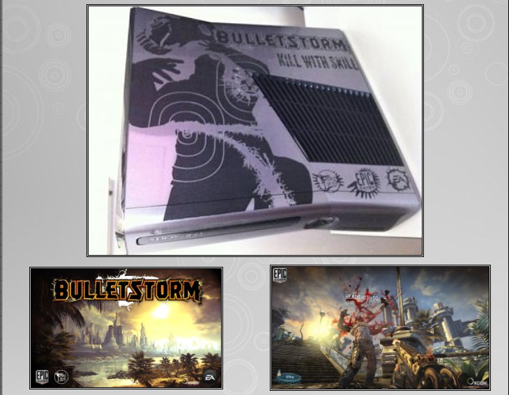 XBOX 360 : Edition BULLETSTORM Bullet12