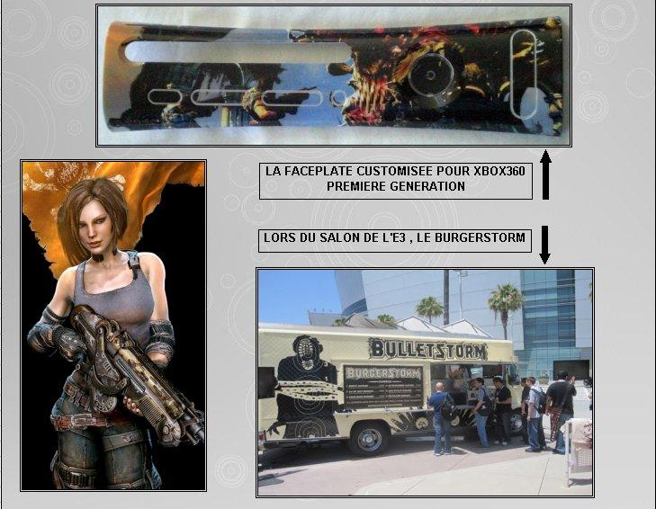 XBOX 360 : Edition BULLETSTORM Bullet13