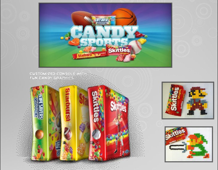 XBOX 360 : Edition CANDY SPORTS Candy_11