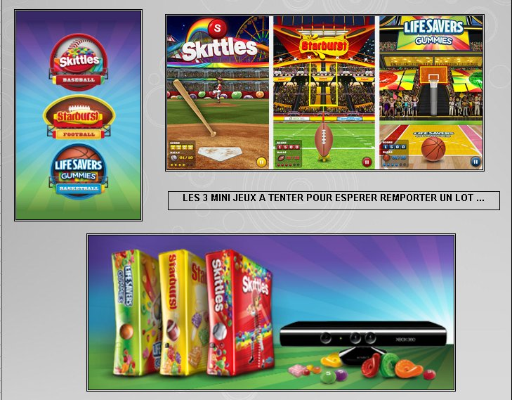 XBOX 360 : Edition CANDY SPORTS Candy_12