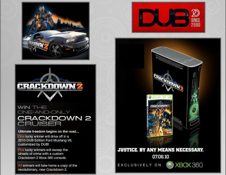 XBOX 360 : Edition CRACKDOWN 2 Crackd11