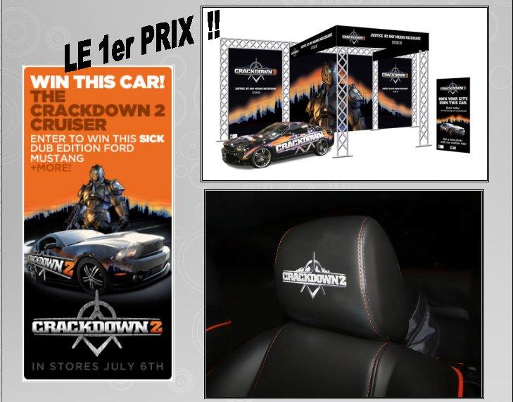 XBOX 360 : Edition CRACKDOWN 2 Crackd14