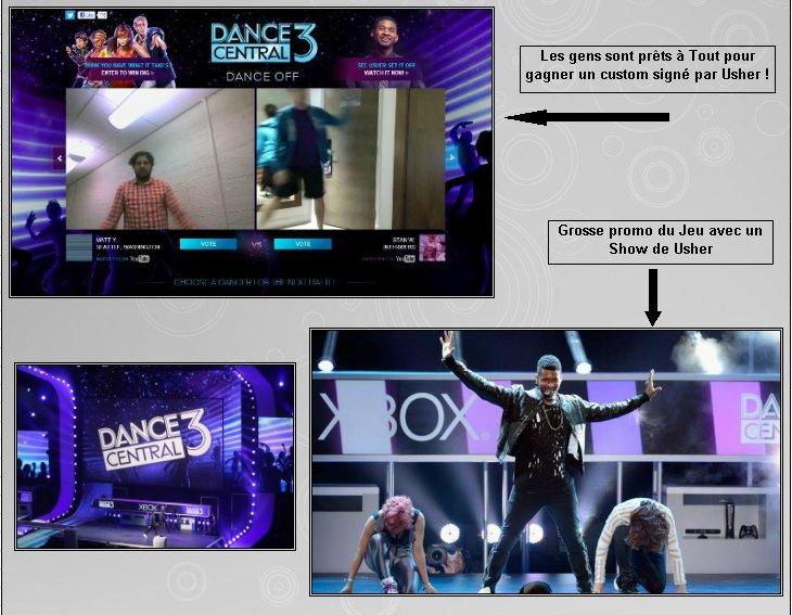 XBOX 360 : Edition DANCE CENTRAL 3 Dance_12