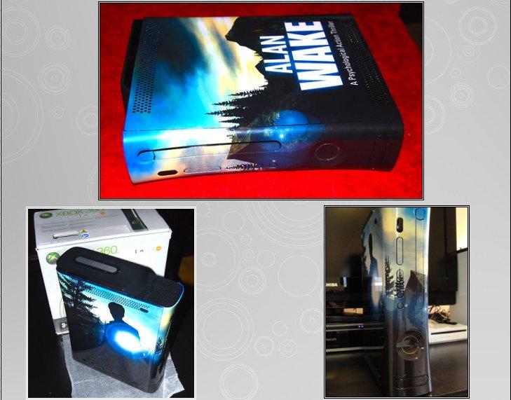 XBOX 360 : Edition ALAN WAKE Fiche_11