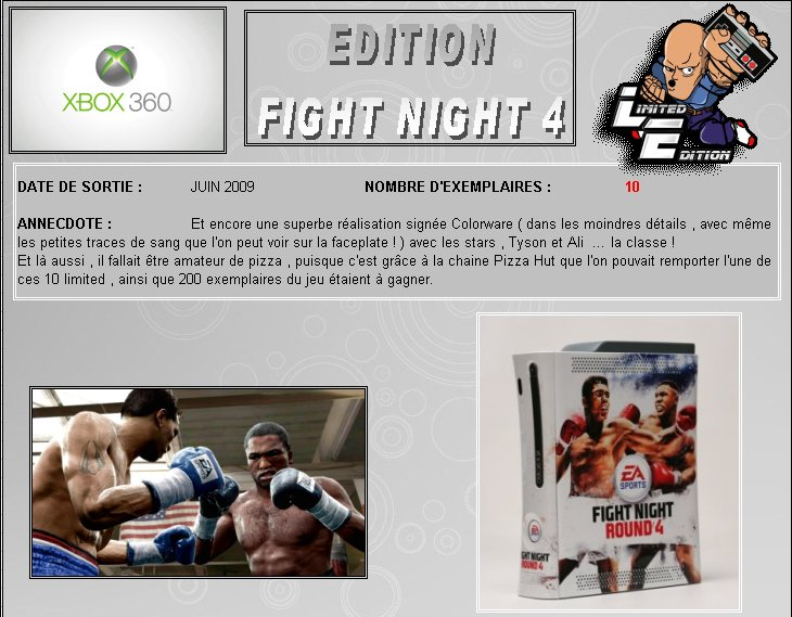 XBOX 360 : Edition FIGHT NIGHT 4 Fight_10