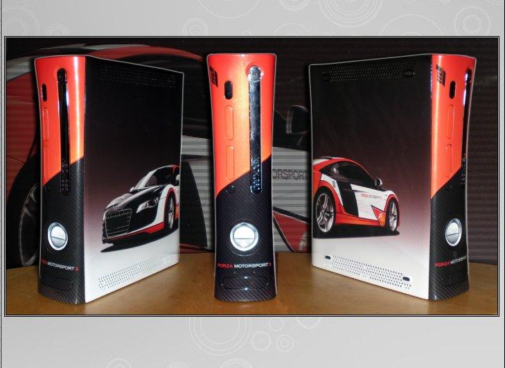 XBOX 360 : Edition FORZA MOTORSPORT 3 Forza311
