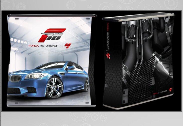 XBOX 360 : Edition FORZA MOTORSPORT 4 Forza411