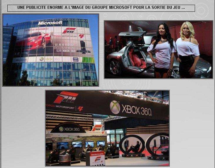 XBOX 360 : Edition FORZA MOTORSPORT 4 Forza413