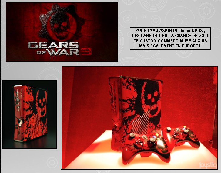 XBOX 360 : Edition GEARS OF WAR Gear_o14