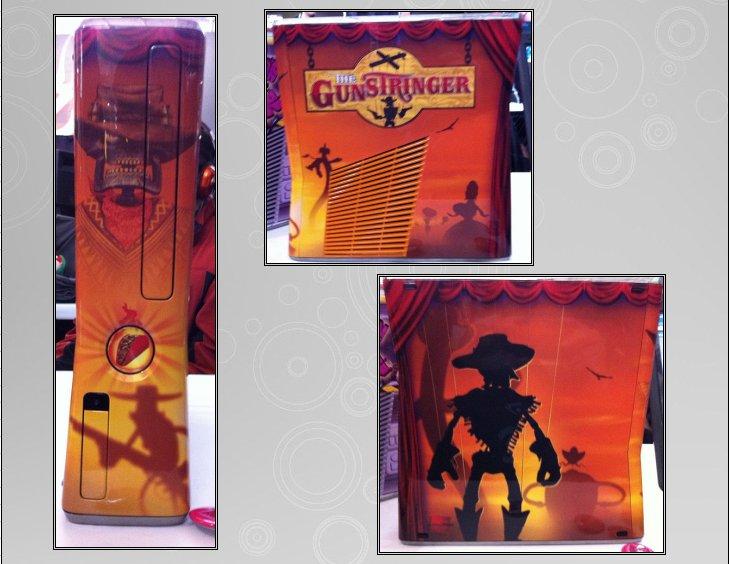 XBOX 360 : Edition GUNSTRINGER Gunstr12