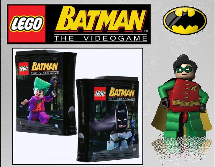 XBOX 360 : Edition LEGO Batman Lego_b11