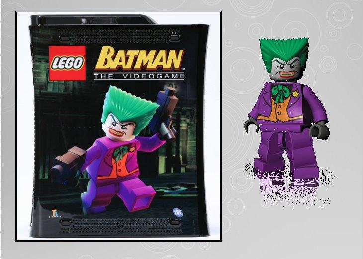 XBOX 360 : Edition LEGO Batman Lego_b12