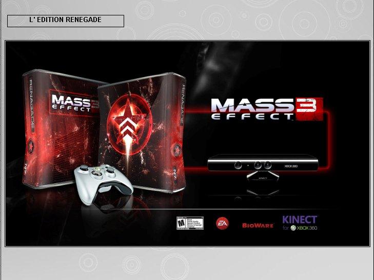 XBOX 360 : Edition MASS EFFECT 3 Mass3_11