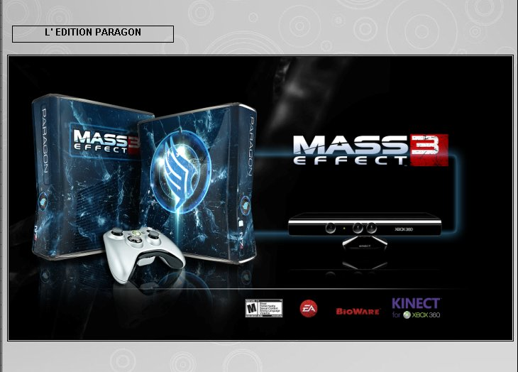 XBOX 360 : Edition MASS EFFECT 3 Mass3_12