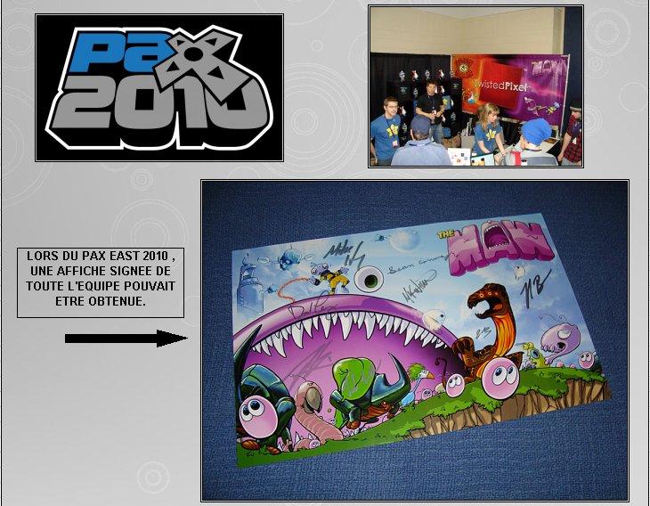XBOX 360 : Edition THE MAW Maw0410