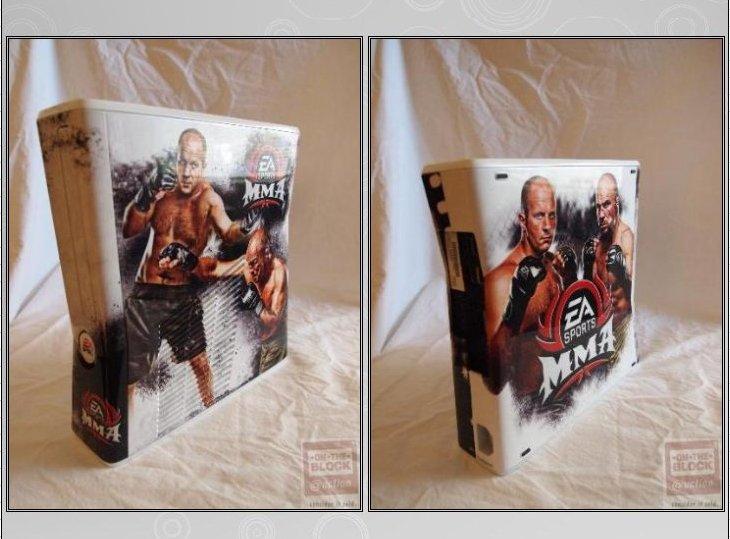 XBOX 360 : Edition MMA 11' Mma0210