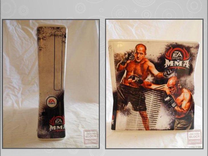 XBOX 360 : Edition MMA 11' Mma0310