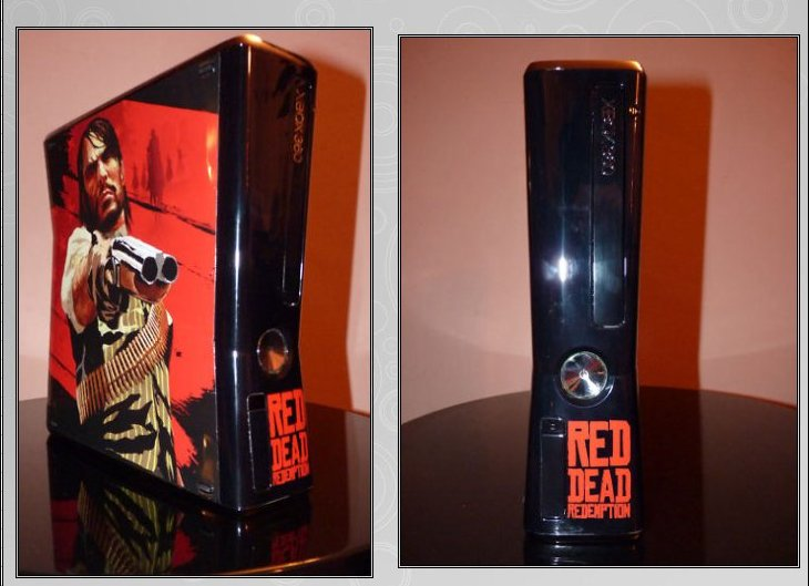 XBOX 360 : Edition RED DEAD REDEMPTION Red0210