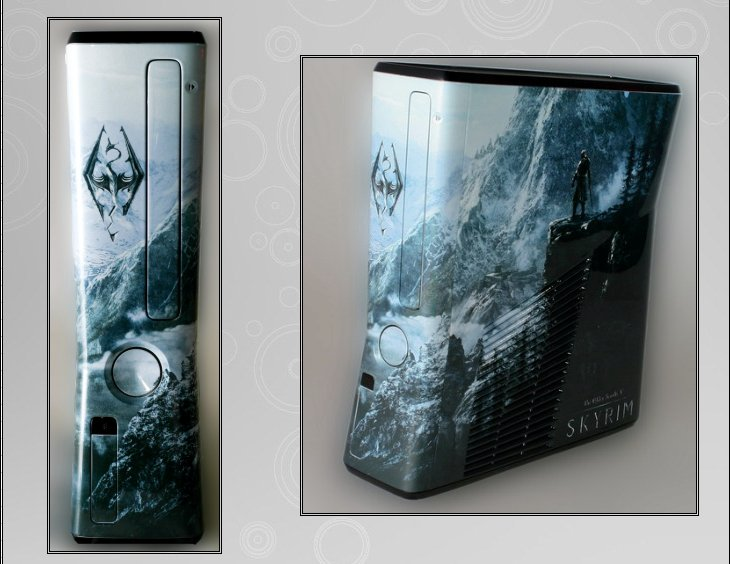 XBOX 360 : Edition SKYRIM Skyrim11