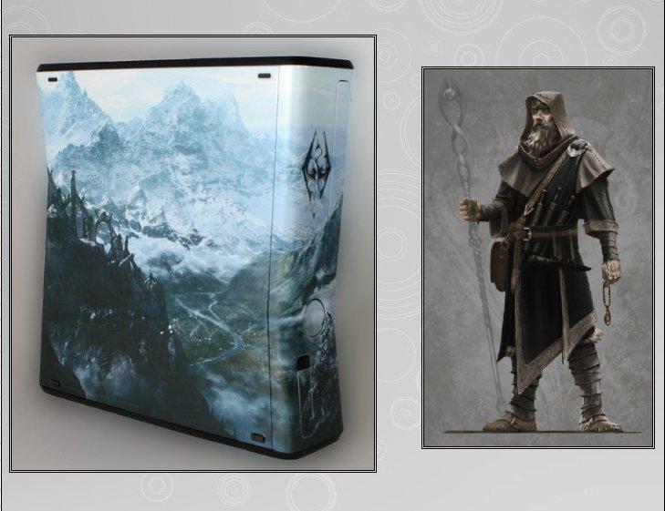 XBOX 360 : Edition SKYRIM Skyrim12