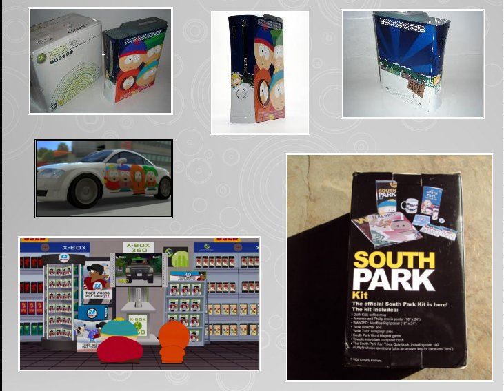 XBOX 360 : Edition SOUTH PARK South_12