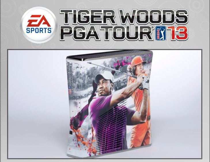 XBOX 360 : Edition TIGER WOODS 13' Tiger_11