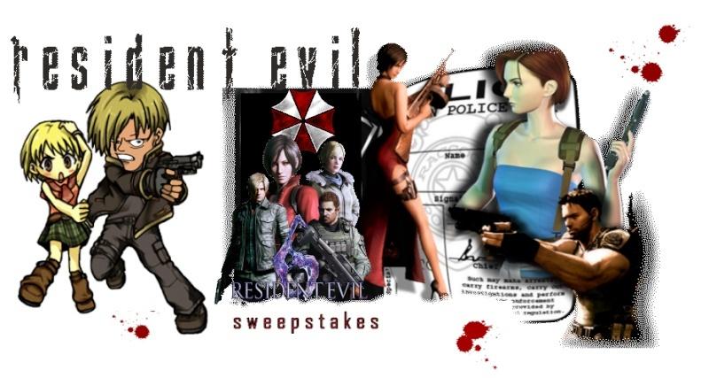 Concours Spécial RESIDENT EVIL    ~~ Tirage le 06/11 ~~ Titre012